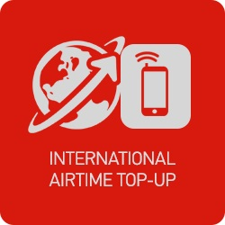 International Airtime Topup